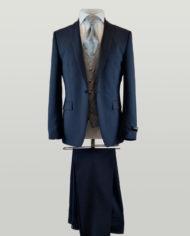 Royal Navy suit Roma Waistcoat