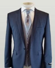 Royal Navy suit Spice Waistcoat