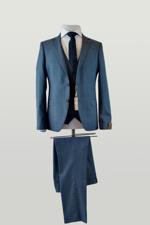 Bonn Ice Check Suit