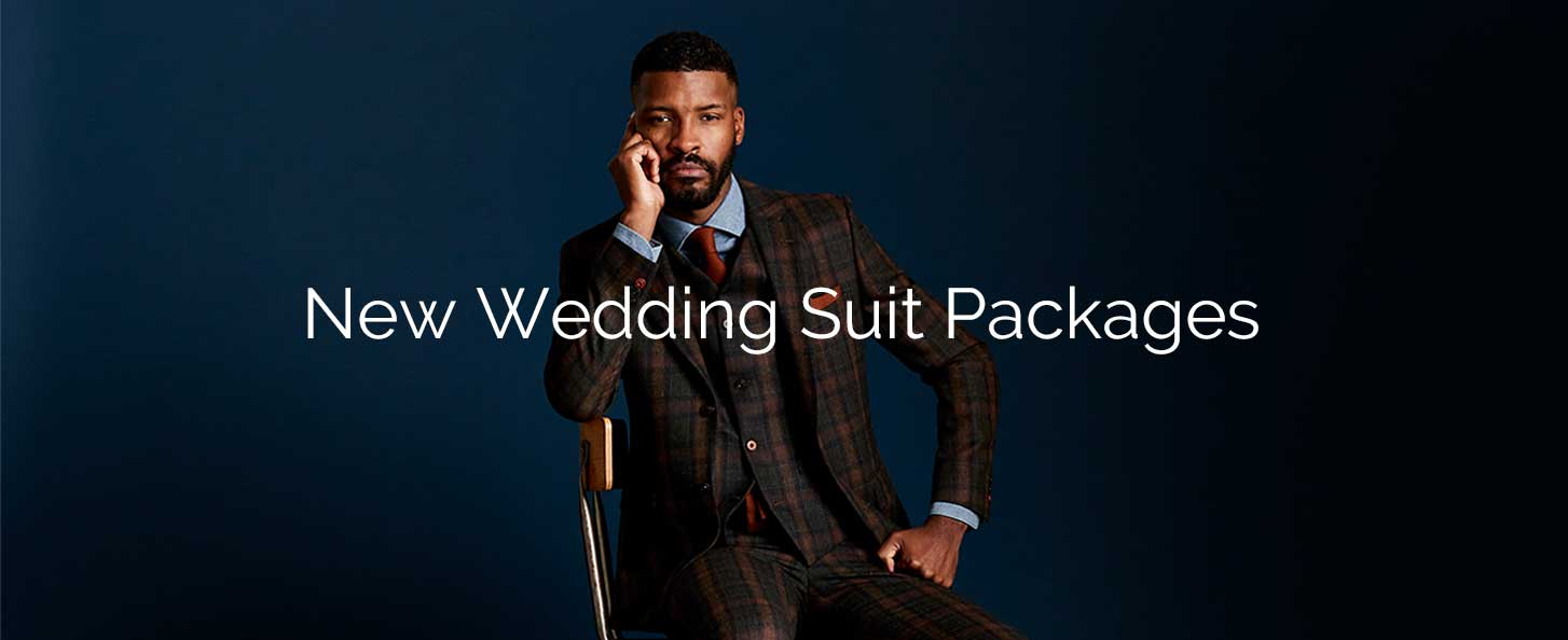 New Wedding Suits Packages