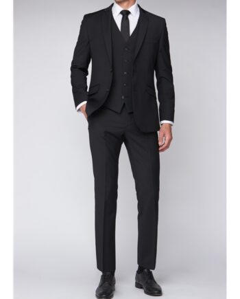 Black Scott suit
