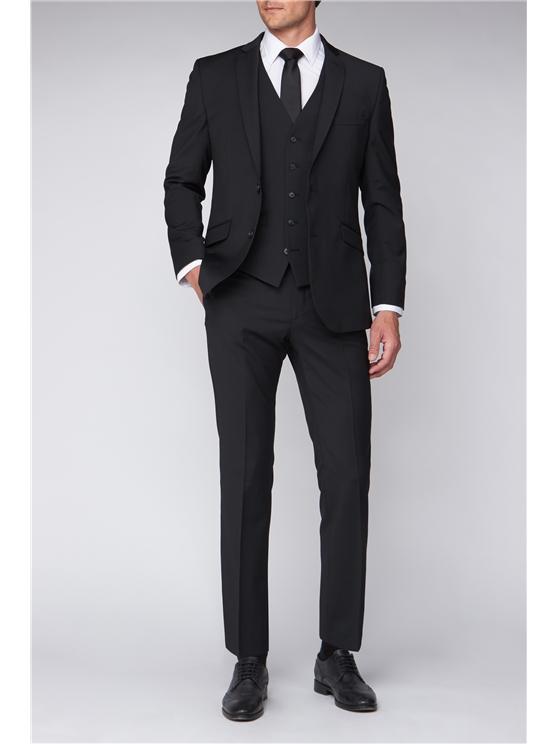 Black Scott suit