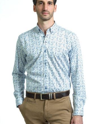 Boston Taupe Shirt