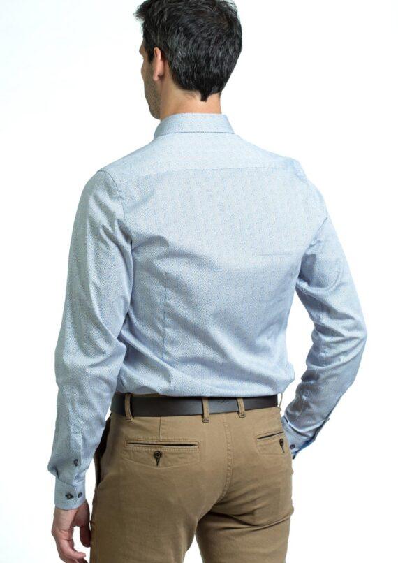 Bruno Blue Shirt