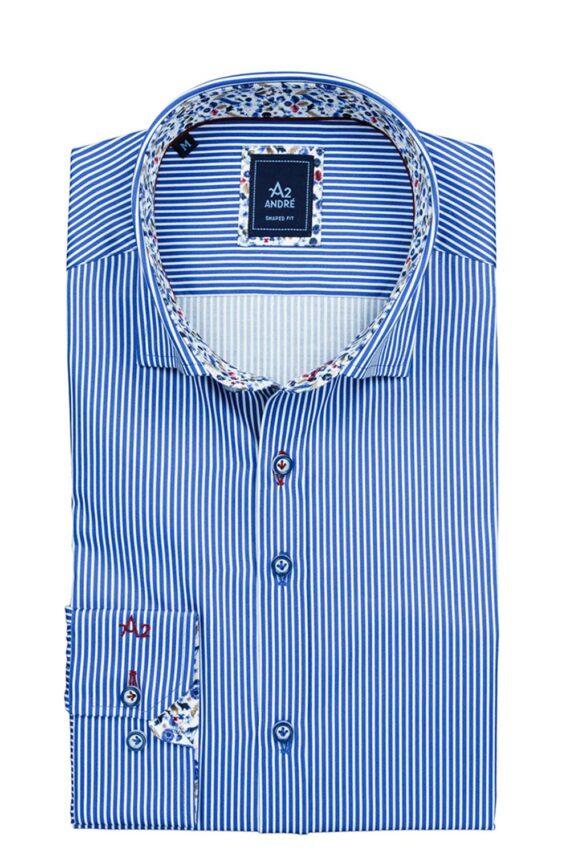 Cliff Blue Shirt