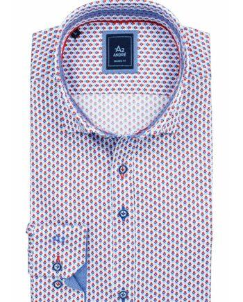 Clonmel Burgundy Shirt