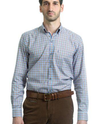 Dawson Taupe Shirt