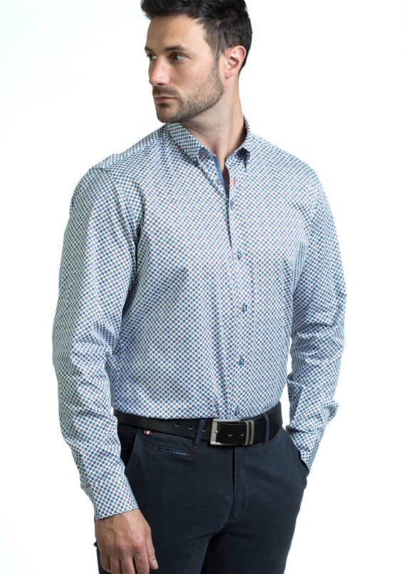 Foyle Taupe shirt