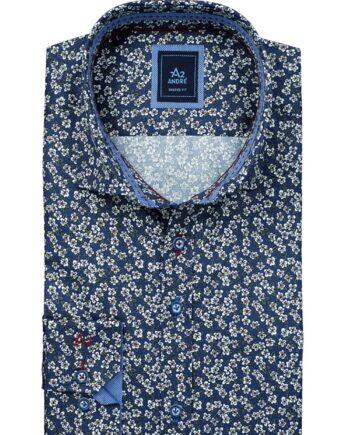 Lagos Navy Shirt