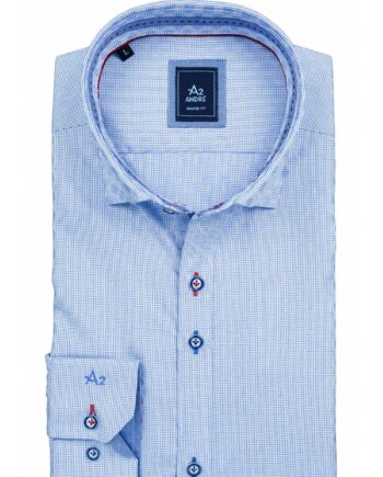 Perry Blue shirt