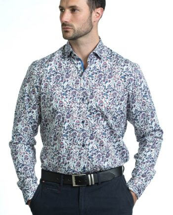 Peru Burgundy Shirt