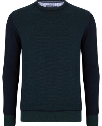 Trevor Forest Crew Neck Jumper