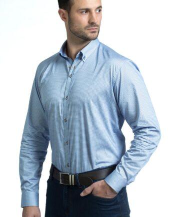 Crosby Blue Shirt