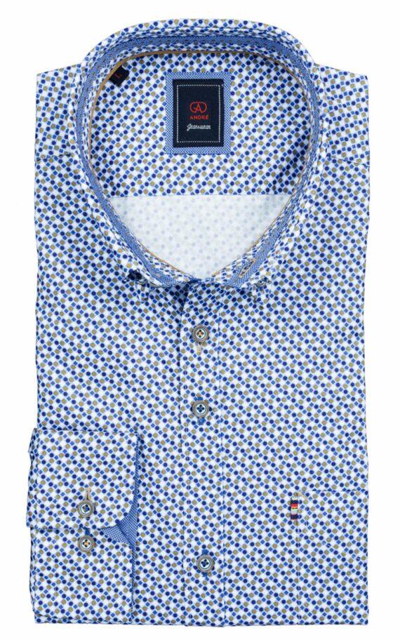 Thomas Taupe shirt