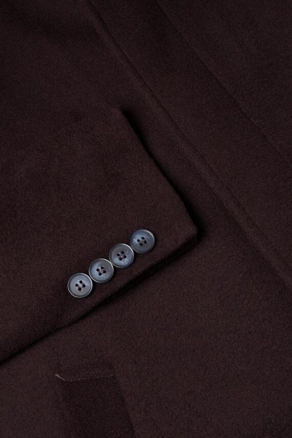 Ely Bordo Coat