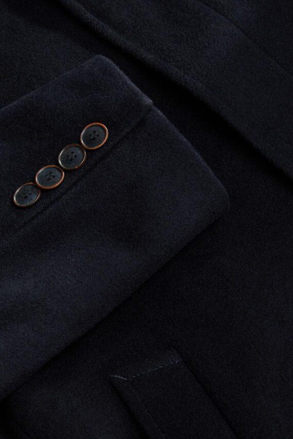 Ely Navy Coat