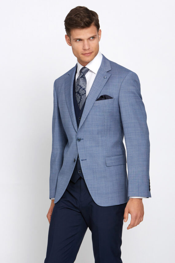 Bobby Jacket James Navy Suit