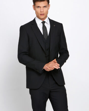 James Black 3 Piece Wedding Suit
