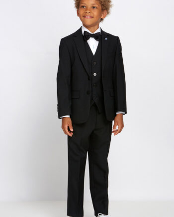 James Black Boys 3 Piece Suit