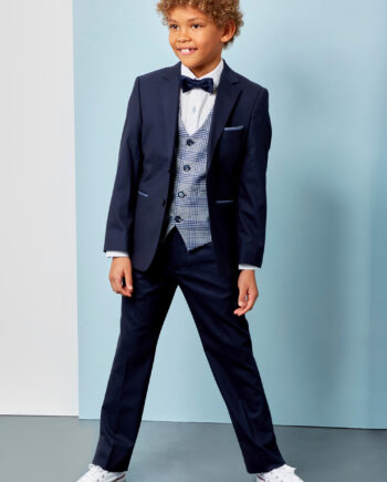 James Julius Boys 3 Piece Suit