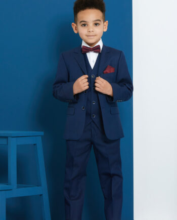James Petrol 3 Piece Boys Suit