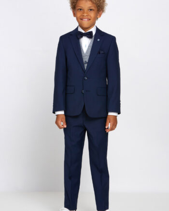 James Petrol Boys 3 Piece Suit