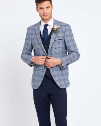 Julius Jacket James Navy Wedding Suit