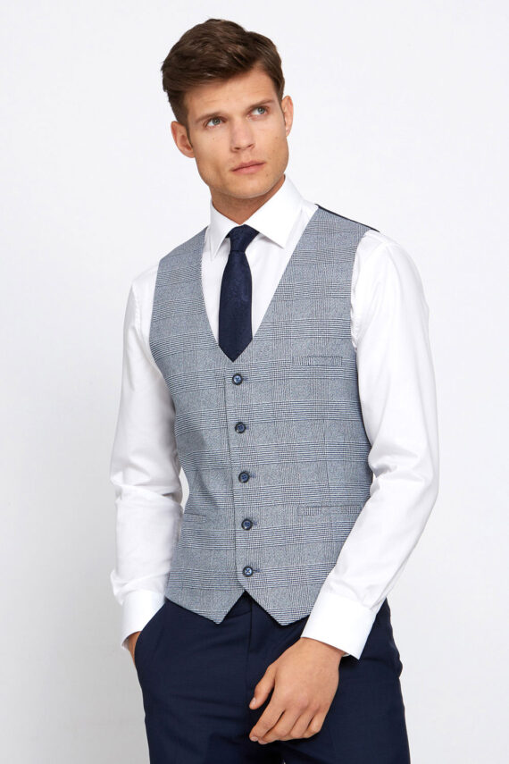 Marvin Navy Wedding Suit
