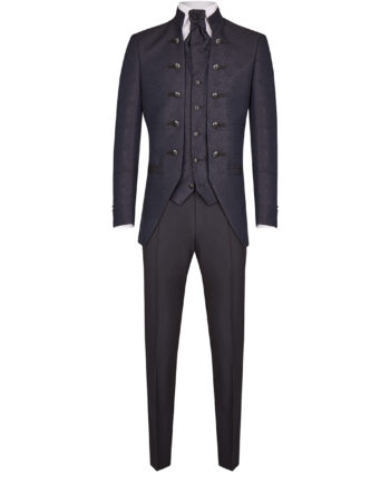 Royal Black 3 piece suit