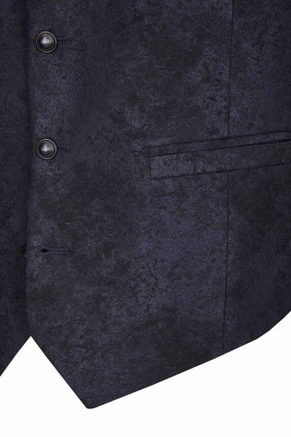 Royal Navy Floral Waistcoat