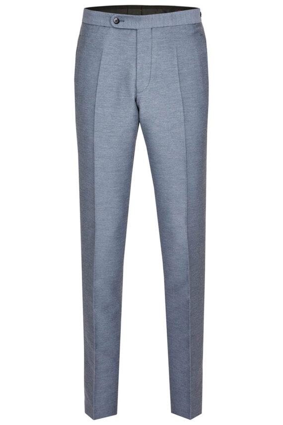 Royal Steel Blue Trousers