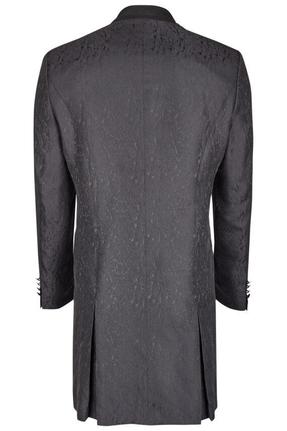 Royal Black Long Jacket
