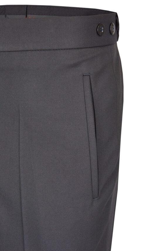 Royal Black Trousers