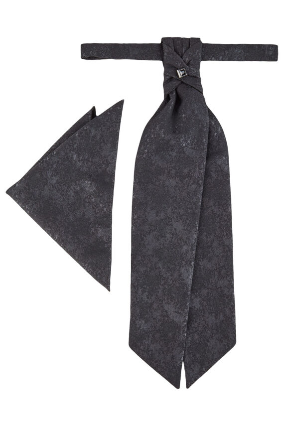 Royal Black Tie
