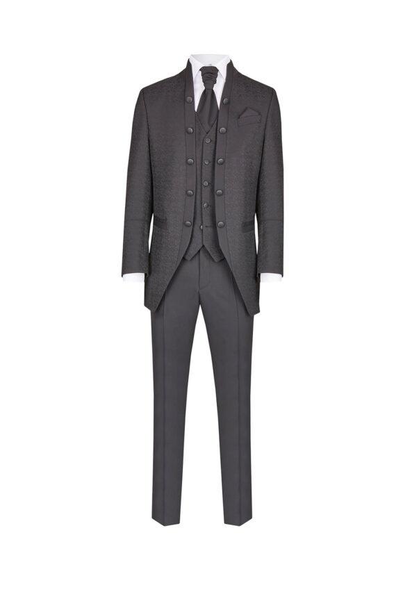 Royal Charcoal 3 Piece Suit