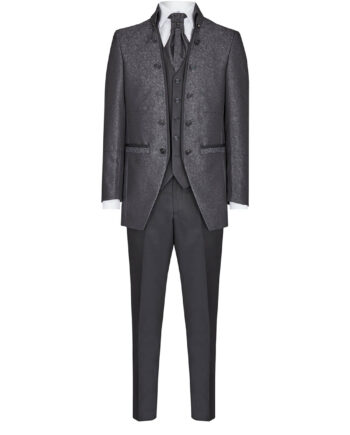 Royal Charcoal 3 piece suit