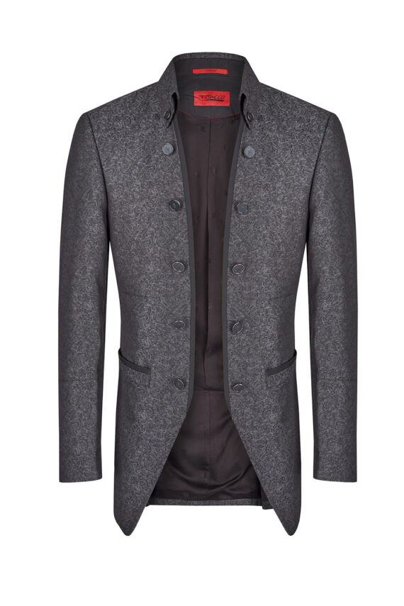 Royal Charcoal Jacket