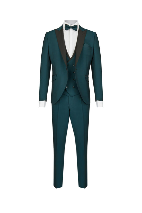 Green Slim Fit Tuxedo 471201_41_13561+727+10+0429_1